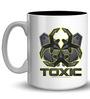 Flying Jatt Toxic Black Mug