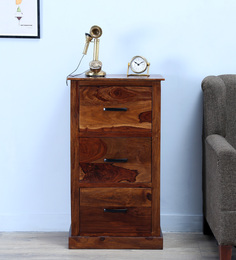 Algona Chest Of Drawers In Provoincial Teak  Finish By Woodsworth