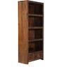 Ontario Book Shelf in Provincial Teak Finish by Woodsworth