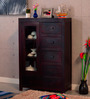 Ontario Cabinet in Passion Mahogany Finish by Woodsworth