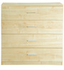 Four Drawers Chester in Maple Matt Finish by Debono