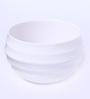 Fourwalls White Plastic Tall Vase
