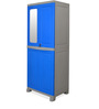 Freedom Cabinet in Deep Blue Colour by @home