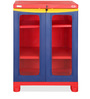 Freedom Small Cabinet in Pepsi Blue Colour by @home