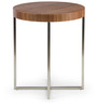 Fresno Leisure Table in Brown Colour by HomeHQ