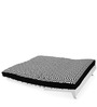 Futon Sofa cum Bed (Double) in Black Colour by @home