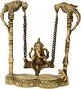 Mayuree Ganesh Idol in Brown by Mudramark