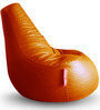 Gamer Chair (Cover Only) XXL size in Orange Colour  by Style Homez