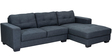 Geo LHS Sofa in Grey Colour by Royal Oak