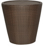 Java Brown Balcony Set (1T + 2C) by GEBE