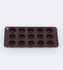 Ghidini Silicone Silicone Chocolate Mould Emotichoe