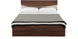 Gill Queen Bed with Lifton Storage by Durian