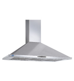 Glen Stainless Steel 23.62 Inch Hood Chimney (Model No: 6058)
