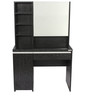 Gloriosa Dressing cum Study Table in Wenge Colour by Godrej Interio