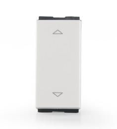 GM White 22.6 X 16.7 X 25.6 Inch 2 Way Switch- Module 1 (10Ax) - Set Of 2