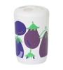 Go Hooked Multicolour Ceramic Bathroom Accessories - Set of 7