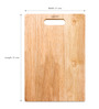 Godrej Cartini Brown Wooden Large Chopping Board