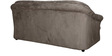 Groove Three Seater Sofa in Grey Fabric by Sofab