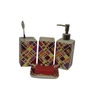 Gran Multicolour Ceramic Accessories Set - Set of 4