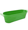 Green Girgit Oval Large in Green Colour