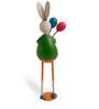 Green Rabbit Figurine by The Yellow Door