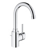 Grohe Concetto Silver Brass Bathroom Faucet