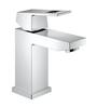 Grohe Eurocube Silver Brass Bathroom Faucet