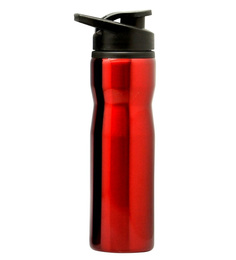 H2Go Omada Red Stainless Steel 750 ML Drinking Bottle