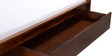 Oakville King Bed With Storage in Provincial Teak Finish by Woodsworth
