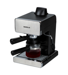 Havells Coffee Maker Demo : Coffee Makers Online: Buy Coffee Maker at Best Price in India - Pepperfry