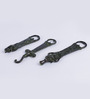 Ahwai Bottle Opener Showpieces Set of 3 in Black by Amberville