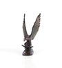 Black Flying Eagle Showpiece in Copper by Bohemiana