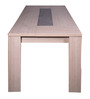 Hanna Dining Table in Ash Wood Finish by Gami