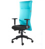 Harmony High Back Office Chair  in Blue colour by BlueBell Ergonomics