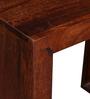 Molney Mango Wood Set of Tables in Honey Oak finish by Woodsworth