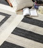Camilo Carpet in Grey and Ivory by CasaCraft