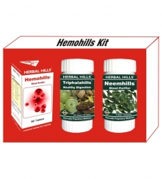 Hemohills Kit  (Blood Purifier)