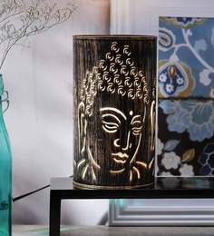 Height Of Designs Buddha White Acrylic Table Lamp - 1356004