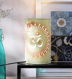 Height Of Designs White Acrylic Table Lamp - 1358787