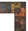 Ityaka Decorative Mirrors in Multicolour by Mudramark