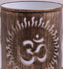 Height of Designs Gold Iron Om Night Light
