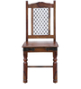 Henfrey Dining Chair in Provincial Teak Finish by Amberville