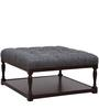 Sanford Coffee Table in Grey Colour by Amberville
