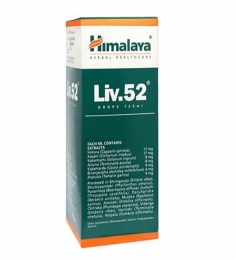 Himalaya Liv 52 Drops 120Ml (Pack Of Three)