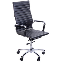 Stellar Hi Tech Medium Back Ergonomic Chair In Black Colour Price In India Se