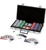 Hit Play 300 Chips Casino Game Set