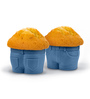 Hitplay Silicone Muffin Tops - Set of 4