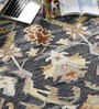 Sachsen-Weissenfels 60 x 96 Area Rug in Blue by Amberville
