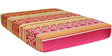 Horizon Single Size Bonnell Spring Mattress in Maroon Colour by Nilkamal