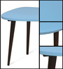 Hobbit Coffee Table in Blue by @ Home